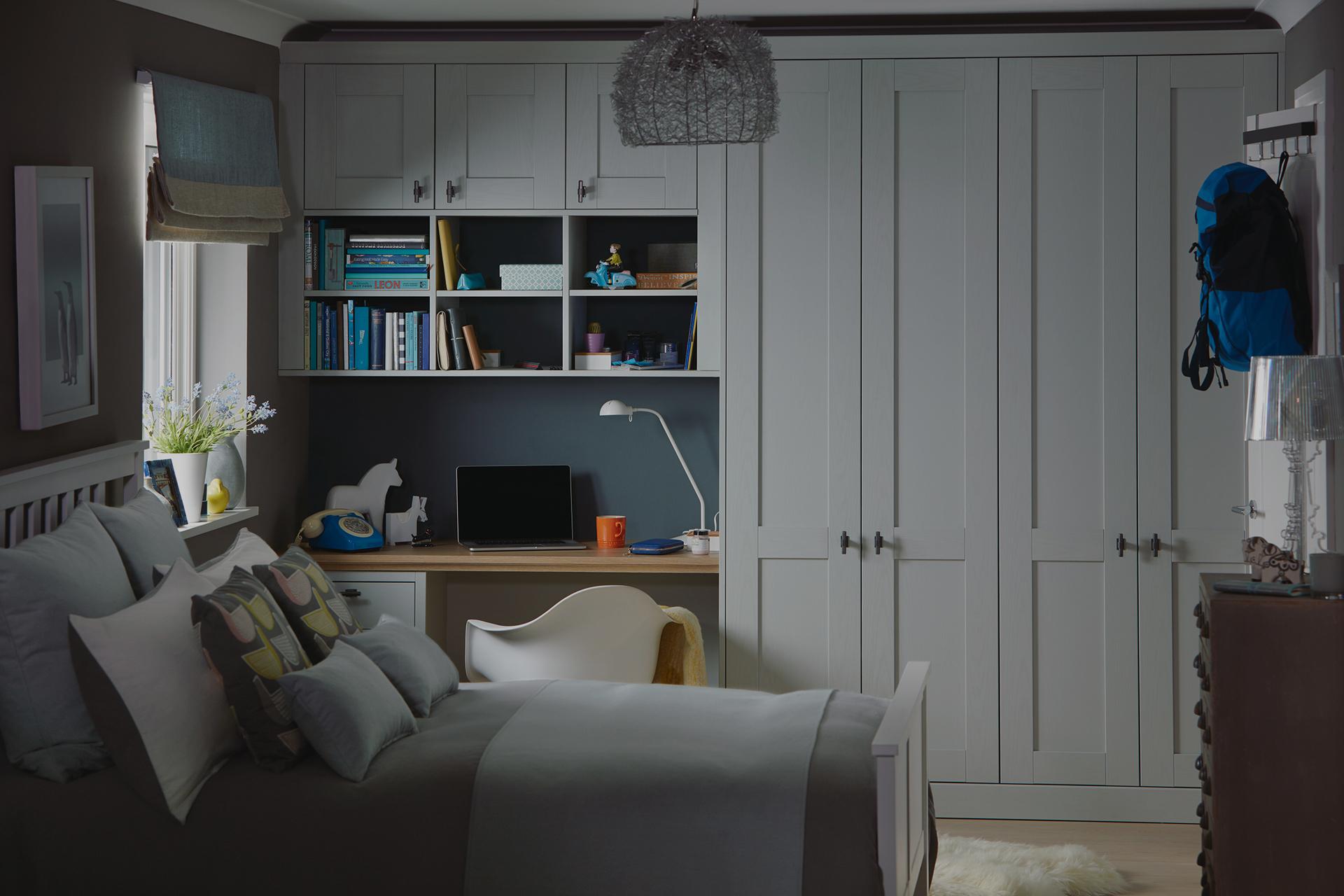 office bedroom design