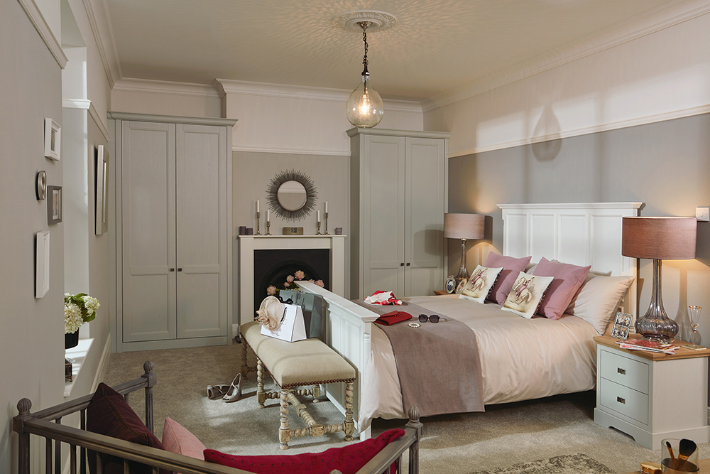 traditional chapter bedroom